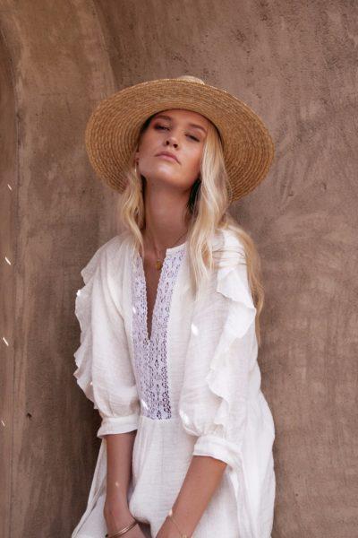 Capri-Cotton-Gauze-White-Romper-Playsuit-Buy-Online-Palm-Collective